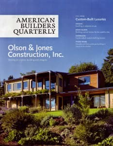 American Builders Quarterly (Fall 2009)