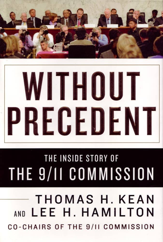 Kean & Hamilton, Without Precedent: The Inside Story of the 9/11 Commission
