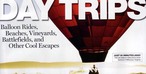 Washingtonian Magazine: Insider's Guide to Baltimore
