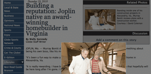 Joplin Globe: Bonitt Builders