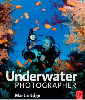 Cover of Martin Edge, The Underwater Photographer