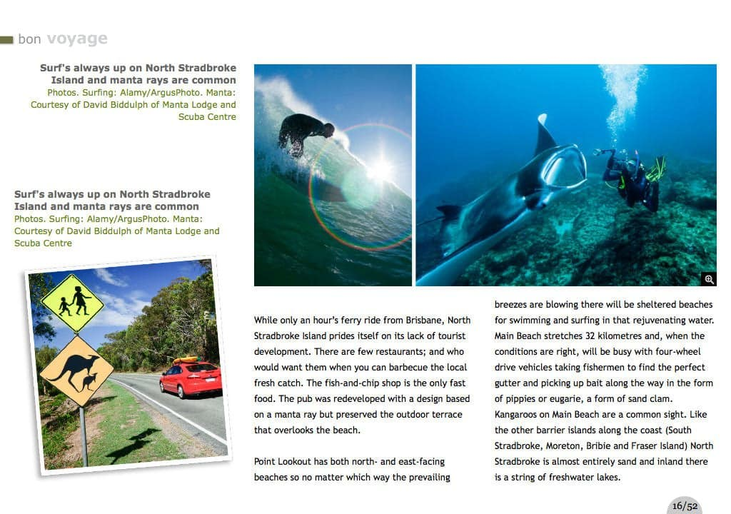 The Club Magazine Stradbroke Island, Quarter 1, 2012