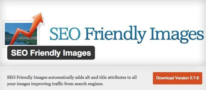 SEO Friendly Images for Wordpress