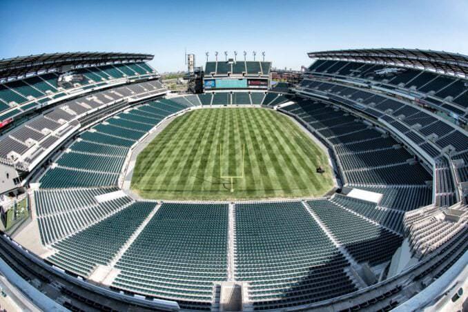 Lincoln Financial Field Eagles Stadium