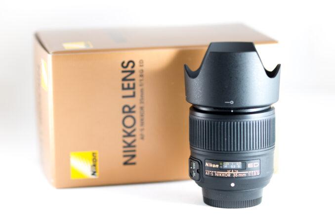 Nikon 35mm f1.4