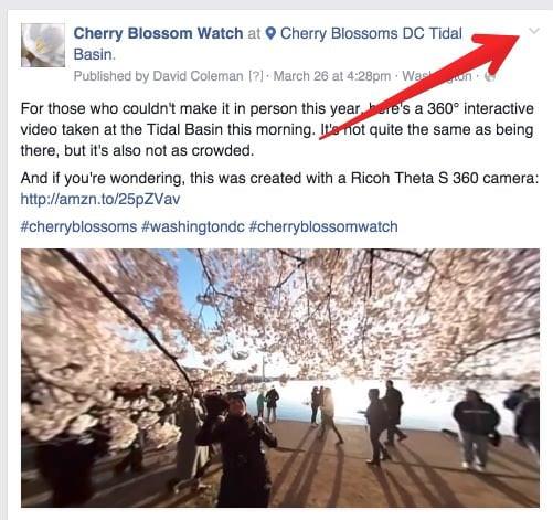 Facebook Embed Video 1