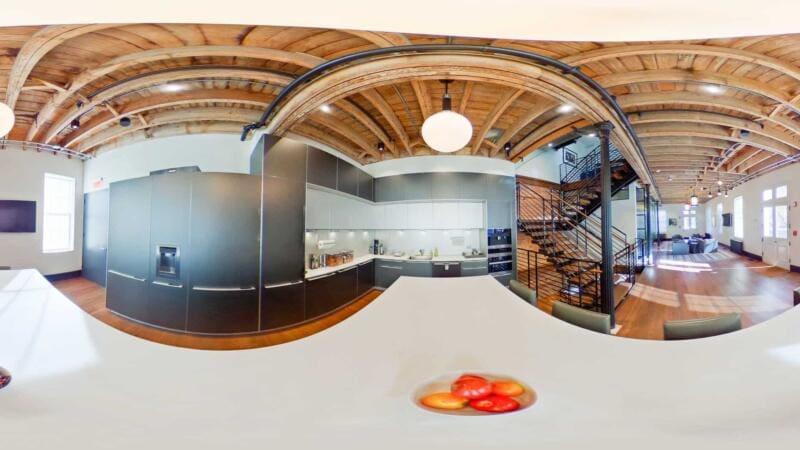 interior 360 virtual tour panorama