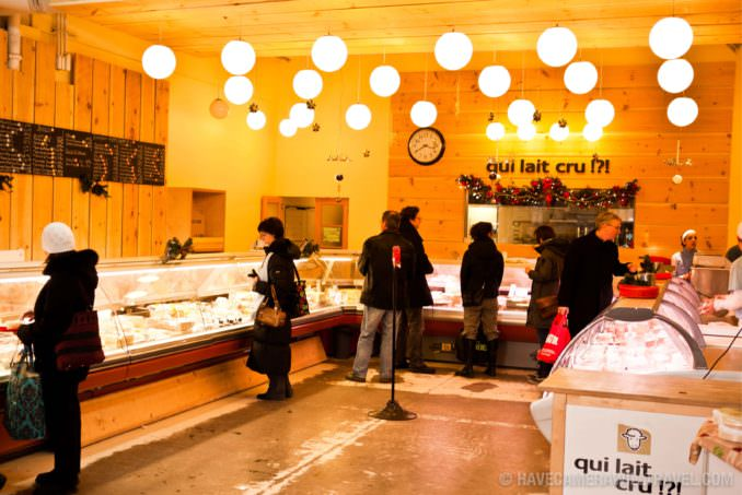 Fromagerie Jean-Talon Market