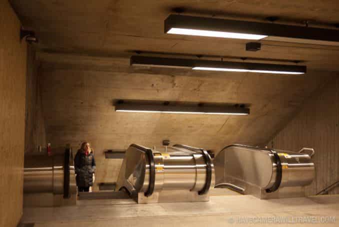 Montreal's Underground City