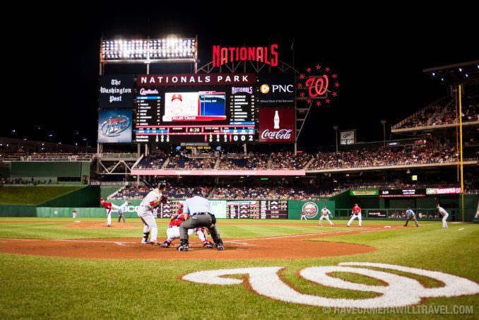 Washington Nationals Baseball