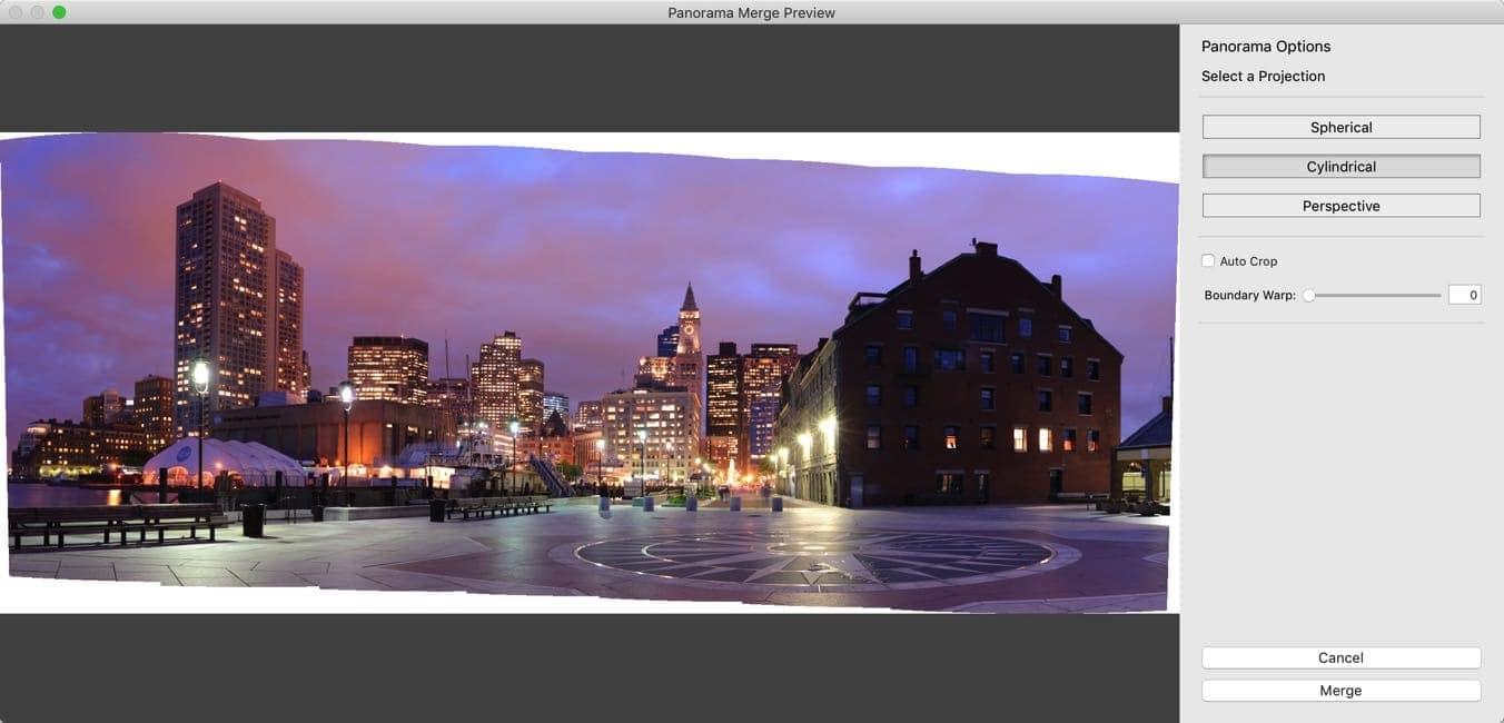Lightroom Panorama  2
