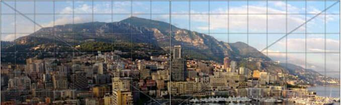 Microsoft ICE panorama stitching software