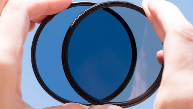 Polarizing Filter Comparison Test Header