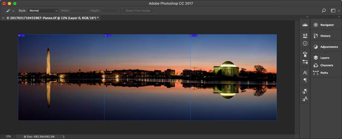 How to Post Multi-Image Panoramas to Instagram