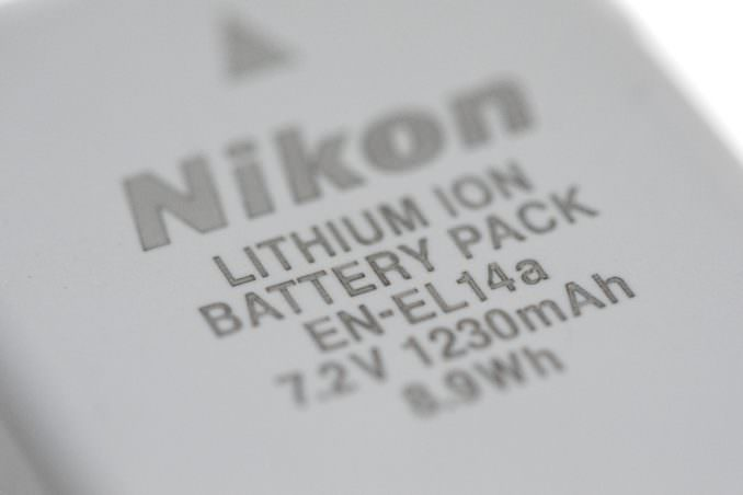Nikon D3400 Battery Charger