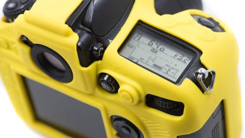 EasyCover Silicon Skin for Nikon D800