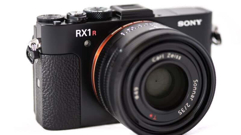 Sony RX1RII Camera