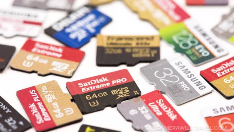 Fastest microSD Cards