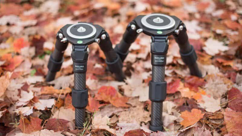Induro Stealth Carbon Fiber Hi-Hats