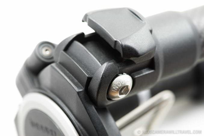 Induro Stealth Carbon Fiber Hi-Hats Ratchet Locks