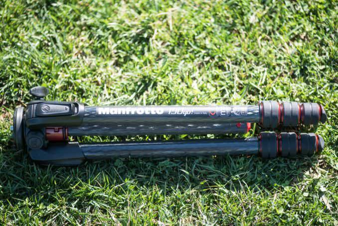Manfrotto 190Go! M-Series Carbon Fiber Tripod
