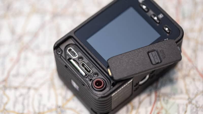 Sony DSC-RX0 Miniature Camera