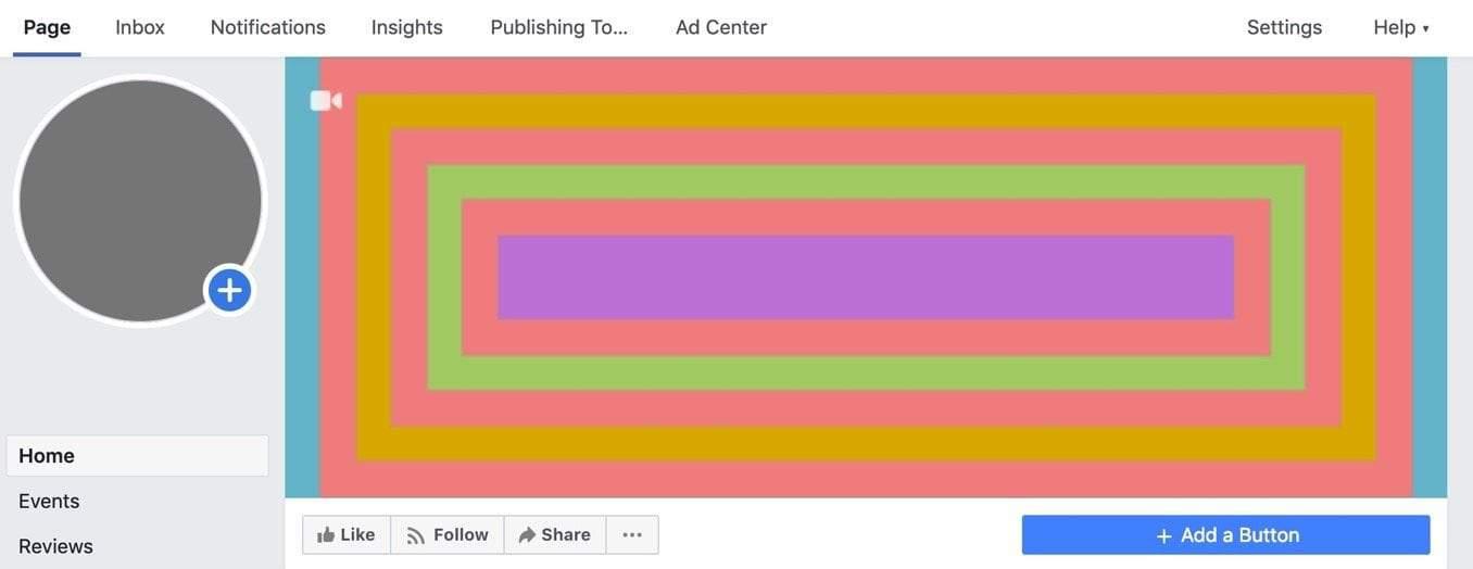 Facebook photos layout 16