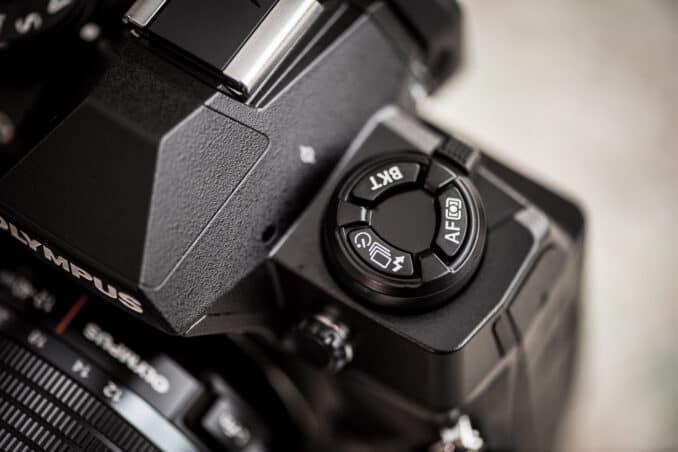 Olympus OM-D E-M1X Micro Four Thirds Mirrorless Camera