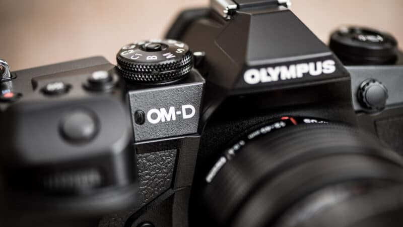 Olympus OM-D E-M1X Mirrorless Camera