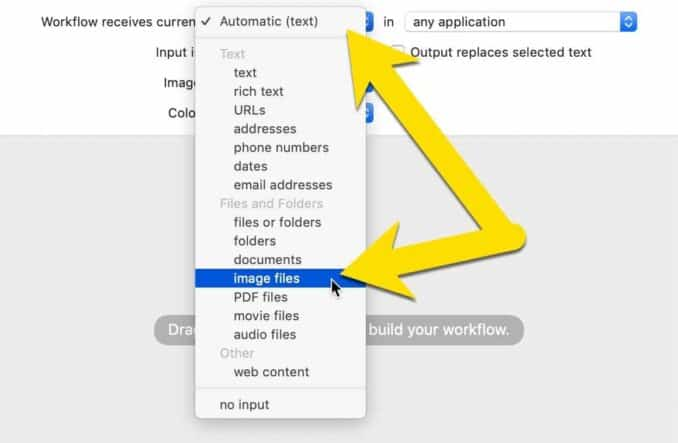 Automatic HEIC To JPG Screenshot