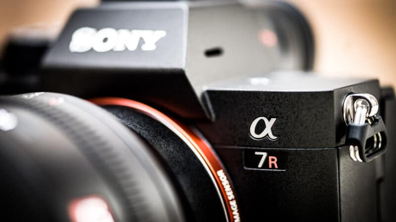 Sony a7r IV Mirrorless Camera