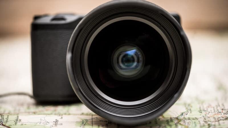 Ricoh GW-4 0.75x Wide Conversion Lens for the Ricoh GR III