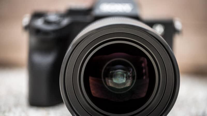 Sony FE 12-24mm G f/4 Zoom Lens