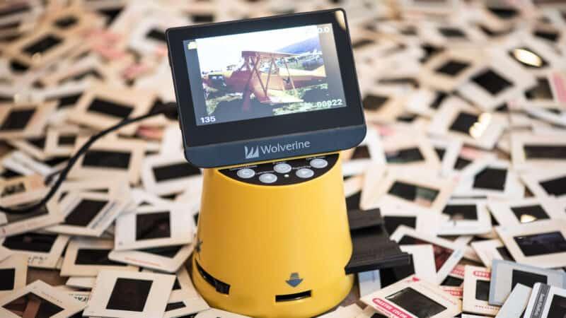 Wolverine F2D Titan Film Scanner