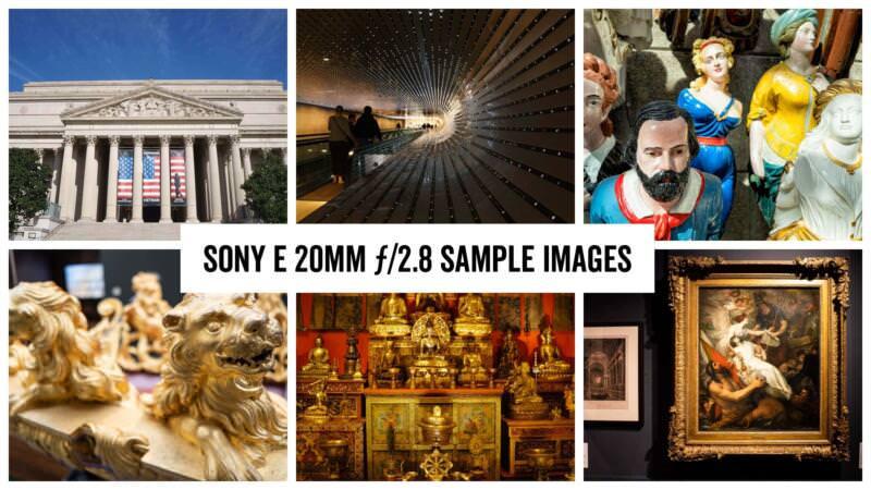 Sony E 20mm ƒ/2.8 Sample Images