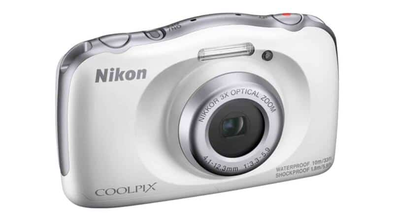 Nikon COOLPIX W150 Waterproof Point-and-Shoot Camera