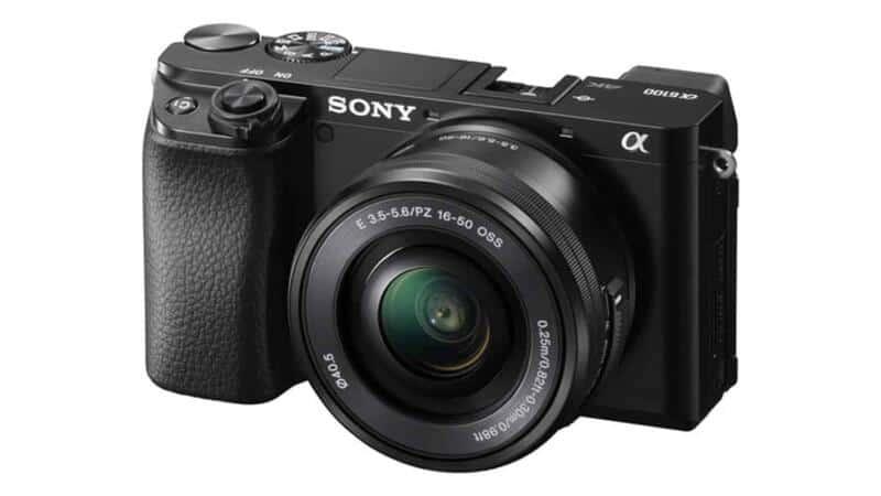Sony A6100 Camera