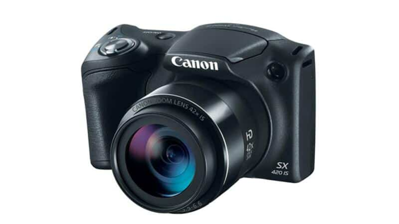 Canon PowerShot SX420 Memory Card Recommendations