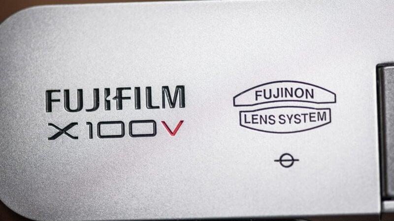 Fujifilm X100V Camera Plate