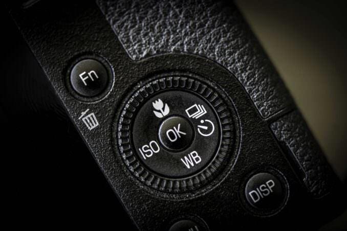 Ricoh GR III Macro Button