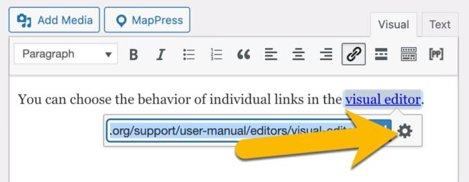 WordPress Tips / How to Open External Links in New Tabs in WordPress